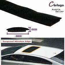 Rubber Seal Trim Car Sunroof Front Rear Windshield Edge Preventing Water-leak 6M