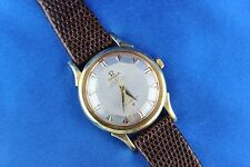 Vintage Omega Constellation 18kt Pie Pan Dial Cal: 505  Ref:2852 2853 SC
