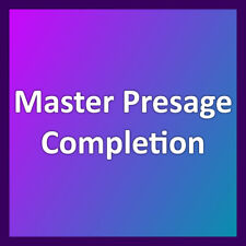 MASTER Presage Completion   Dead Man's Tale Catalyst (Xbox One)