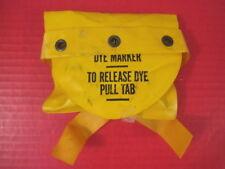 post-Vietnam Era US Navy/USAF Life Vest or Raft Survival Sea Dye Marker Packet 1