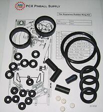 2005 Stern The Sopranos Pinball Machine Rubber Ring Kit