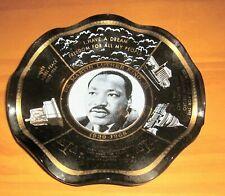 Vintage Houze Art Martin Luther King, Mlk, Ashtray, House Art, Rare