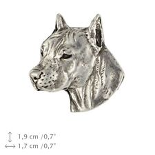 American Staffordshire Terrier, Stift Buttons ART-DOG, Limited Edition, DE