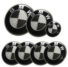 Carbon Bmw Emblem