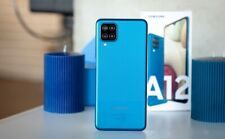Brand New!!! 2021 Samsung Galaxy A12 (Cricket Wireless)