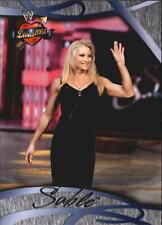 2004 Fleer WWE Divine Divas 2005 Wrestling #24 Sable