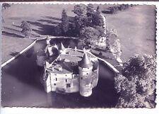CP 33 Gironde - La Brède - Château de Montesquieu, vue aérienne