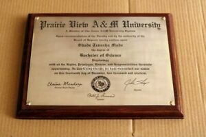 Engrave Your Degree/Diploma Premium Quality Brass Engravings Full Customization