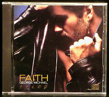 Faith by George Michael (CD, Oct-1990, Columbia (USA))