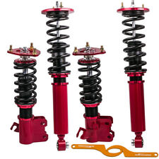 For Nissan 200SX 240SX S14 Silvia 94-98 Coilovers Kits Shocks Struts Adj. Height