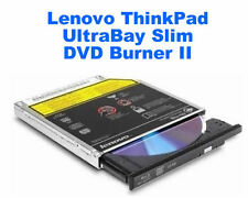 New Lenovo ThinkPad DVD Ultrabay Slim Burner/Drive II (SATA 9.5mm) 43N3229