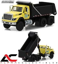 GREENLIGHT 45020A 1:64 2017 INTERNATIONAL WORKSTAR NEW YORK DOT DUMP TRUCK