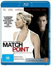 Match Point (Blu-ray, 2009)