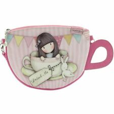 Gorjuss Collection - Teacup Bag - Sweet Tea Design