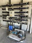 commercial reverse osmosis system with pump