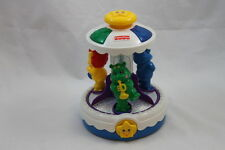 FISHER PRICE Sparkling Symphony Carousel ~ Musical Lights Toy RARE