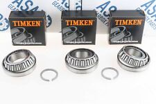 M32 / M20 Gearbox End Case Bearing Repair Rebuild Kit TIMKEN