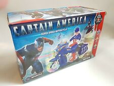 Marvel Captain America the avengers bootleg knock off motorcycle boxed b/o