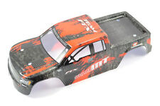 Orange Body Shell and Decals for FTX Surge 1:12 Scale Monster Truck