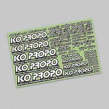KO Propo Large Grip Black For KIY Radio KOP10503