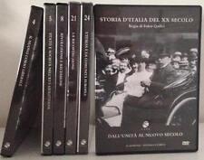 Storia d'Italia del XX secolo - DVD Istituto Luce