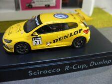 1/43 Spark VW Scirocco R-Cup Dunlop #21 463267
