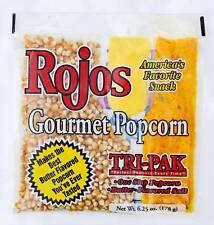 Gourmet Popcorn Tri-Pack Portion pack for 4 oz Popcorn machine popper