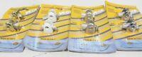Reggimensola Supporto x Cristalli 8 / 10 mm portata 15kg Mensole in Vetro OVALE