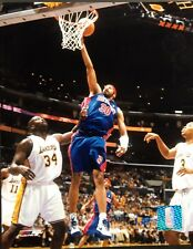 RASHEED WALLACE Detroit Pistons 2004 NBA FINALS 8X10 ACTION PHOTO #1