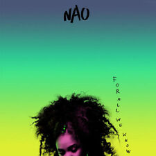 Nao - For All We Know [New & Sealed] CD