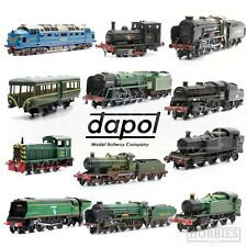 Dapol Locomotives Plastic Model Kits OO HO Gauge Scale Diesel Steam Railway