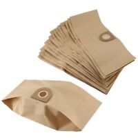 2 filtre adapté pour Clatronic BS 1219 20 sacs pour aspirateur 3-plis