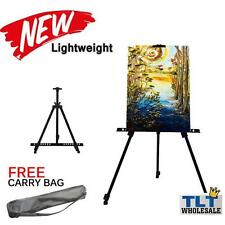 Tripod Easel Display Stand Drawing Board Art Artist Sketch Painting Adjustable