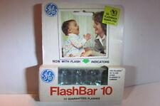 Vintage GE Flashbar l0 In Box-Unused