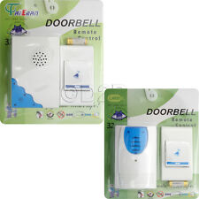 Wireless remote control doorbell - 32 melody - cordless door bell soft sounds me
