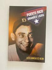 Puerto Rico En Las Grandes Ligas MLB Beisbol Peloteros Puertorriqueños