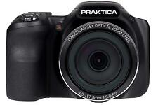 Praktica Luxmedia Z35 16MP Bridge Camera - Black