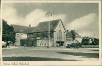 Ansichtskarte Kothen Anhalt Bahnhof 1940  (Nr.9618)