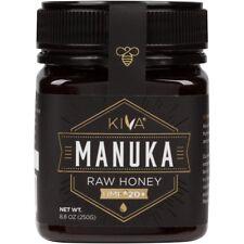 *NEW!*- KIVA Certified UMF 20+ Raw Manuka Honey (8.8oz)