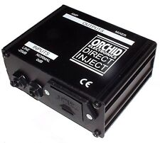 Orchid Electronics Classic DI box active High Quality direct injection converter