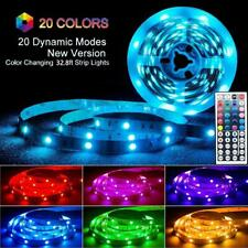 "Waterproof 5M LED Strip Light RGB ""5050"" SMD Light Tape Full Kit Indoor Outdoor"