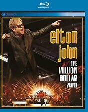 Elton John - The Million Dollar Piano [Blu-ray] [NTSC] [DVD][Region 2]