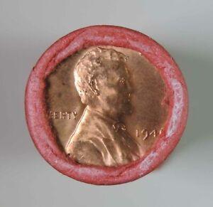 OBW Original Shotgun Roll of 1946 P BU Uncirculated Lincoln Wheat Cents Penny