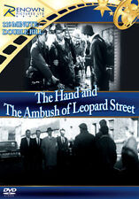 DVD:THE HAND AND THE AMBUSH OF LEOPARD STREET - NEW Region 2 UK