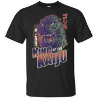 Godzilla T-shirt King Kaiju Men's Tee Shirt Short Sleeve S-5XL