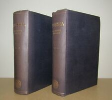 Sir Donald MacKenzie Wallace - Russia - Revised and Re-issued 1st