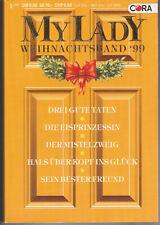 MYLADY Roman - Weihnachtsband 1999;