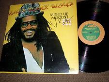 "JACOB  ""KILLER"" MILLER Mixed Up Moods 12"" 33 rpm Top Ranking Int. TRI 1980 99"