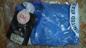 Very RARE New US EPA Cycling Jersey Mens Size L Louis Garneau Made in USA