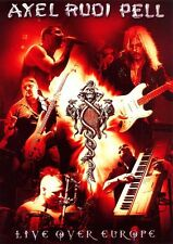AXEL RUDI PELL - Live Over Europe DVD